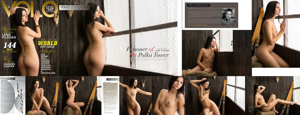 Publikation | Cover Bildstrecke für das Amerikanische VOLO Magazine