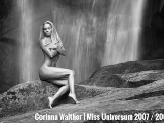 Corinna Walther | Miss Universum 2007 / 2008