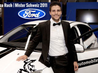 Luca Ruch | Mister Schweiz 2011