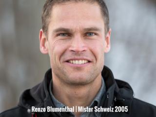 Renzo Blumenthal | Mister Schweiz 2005