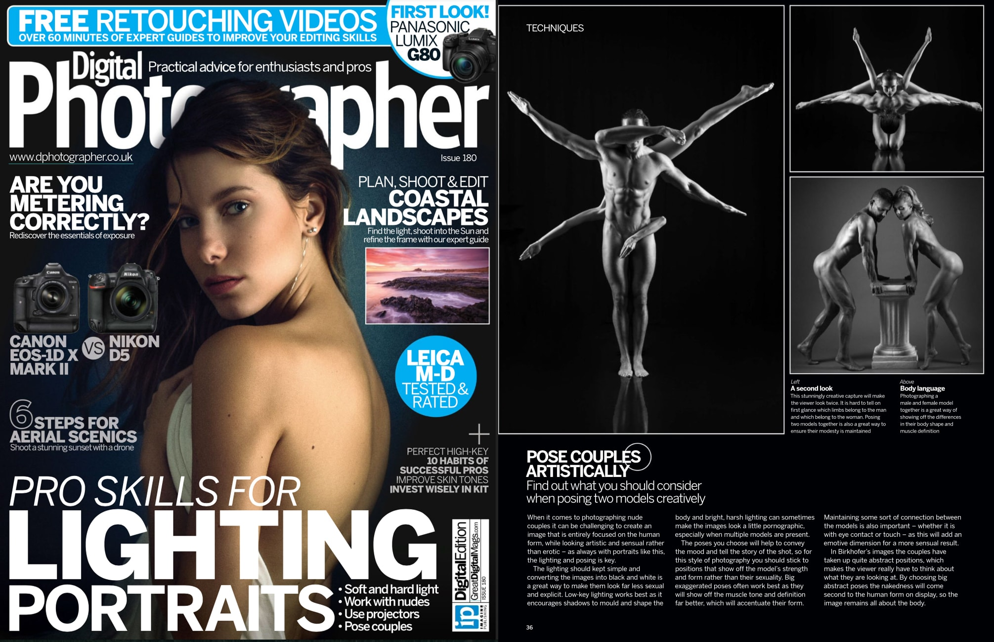 Publikation | Digital Photographer (England) Ausgabe 180
