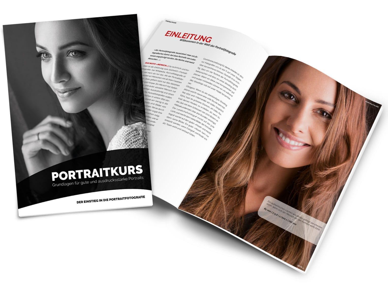 Magazin Portrait Kurs